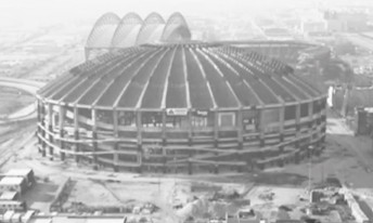 King Dome implosion